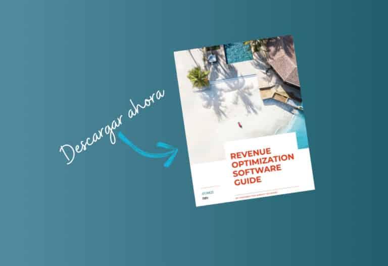 Descarga la guía del software de Optimización de Ingresos