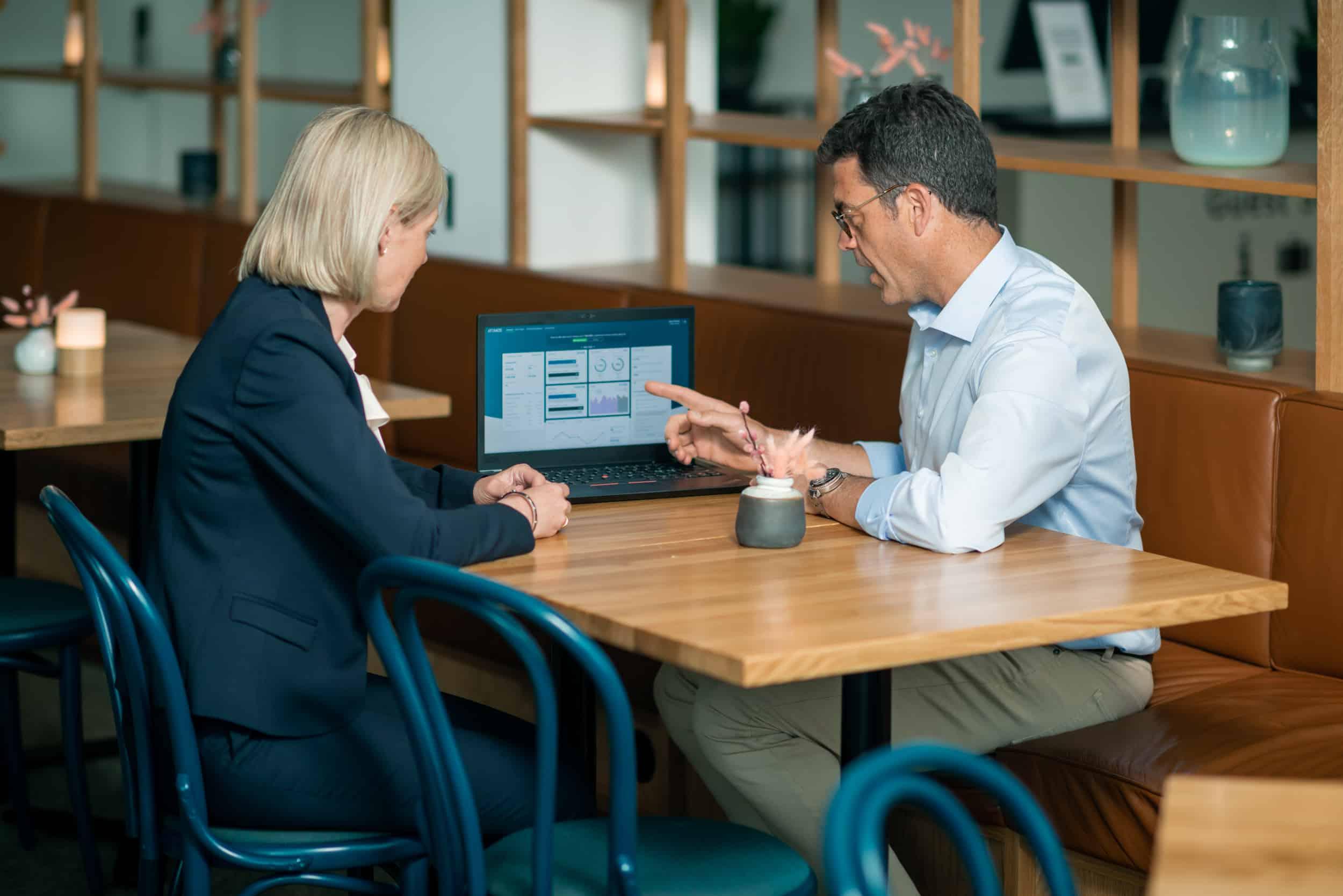 Revenue Management meeting in hotel